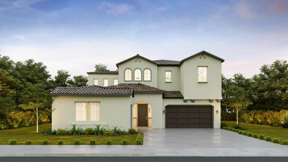 Toll Brothers - Overbrook Spanish Photo