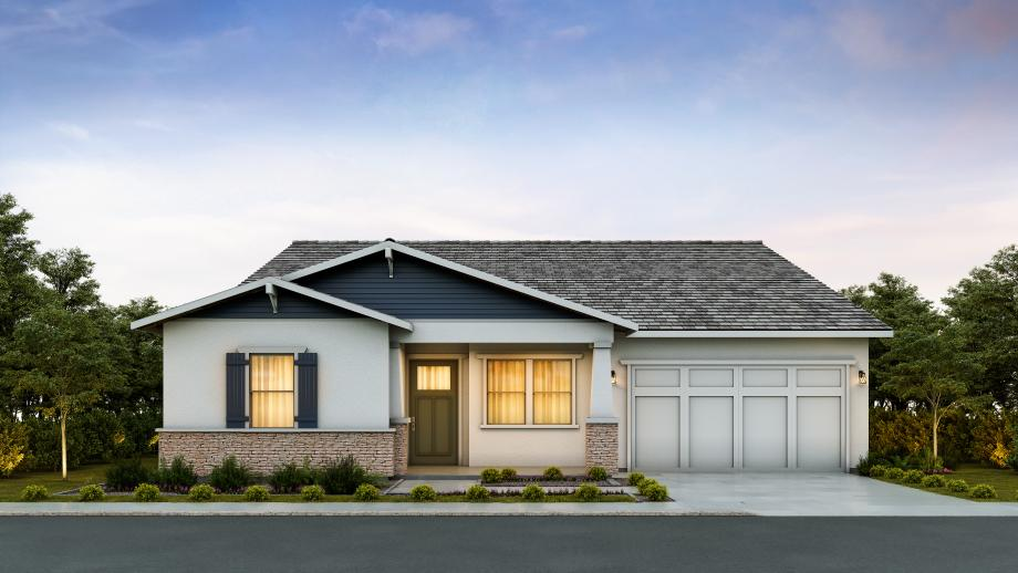 Toll Brothers - Eastwood Craftsman Photo