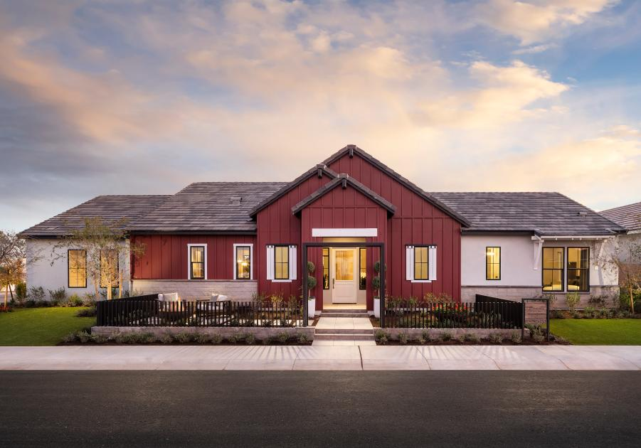 Toll Brothers - Midwood Farmhouse Photo
