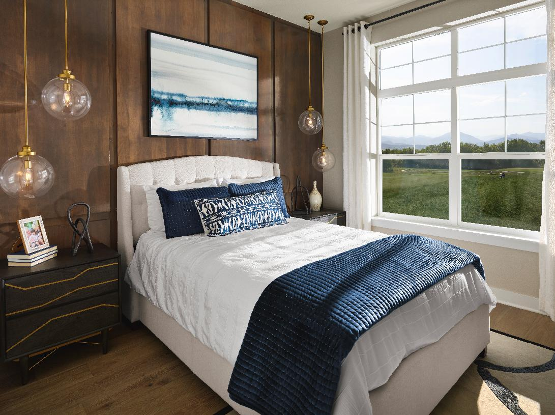 Boyd secondary bedroom