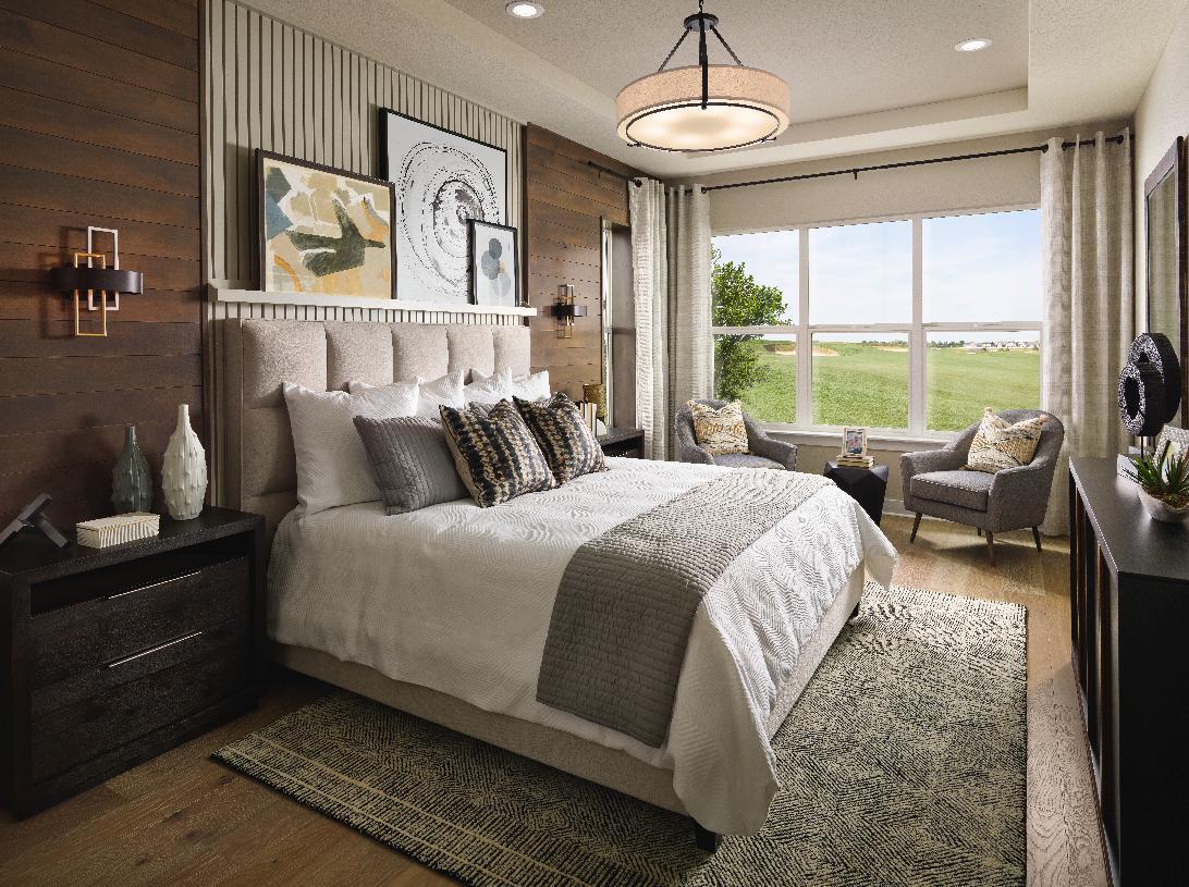 Boyd primary bedroom