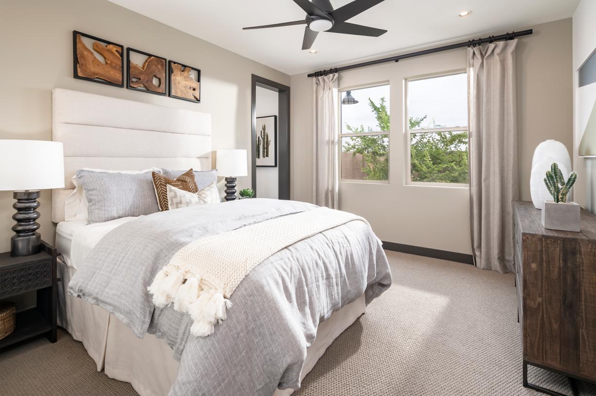 Hastings spacious secondary bedroom