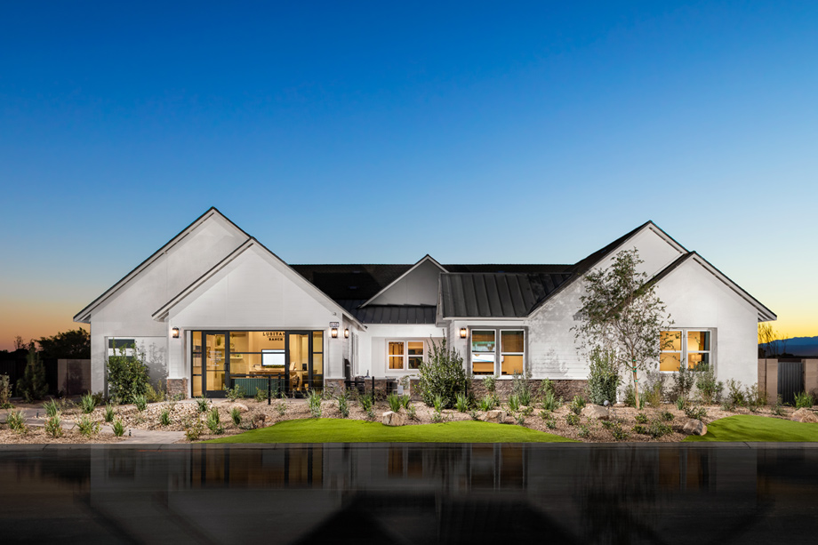 Toll Brothers - Lusitano Ranch Photo