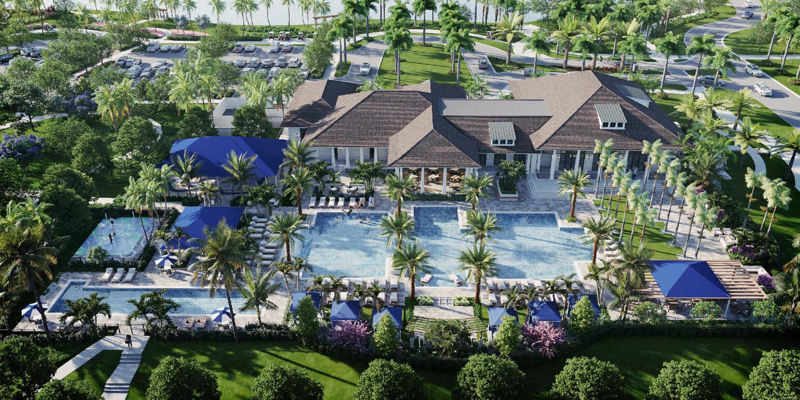 Windgate residents will enjoy Avenir's future resort-style amenities