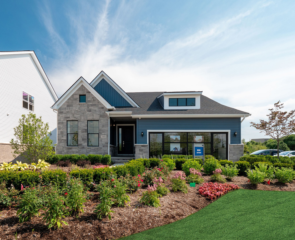 Modern, craftsman exterior styles