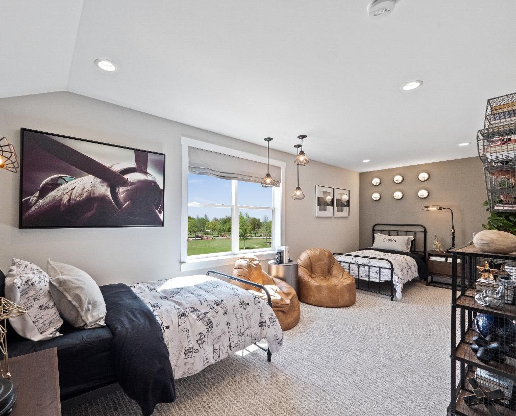 Optional fourth bedroom