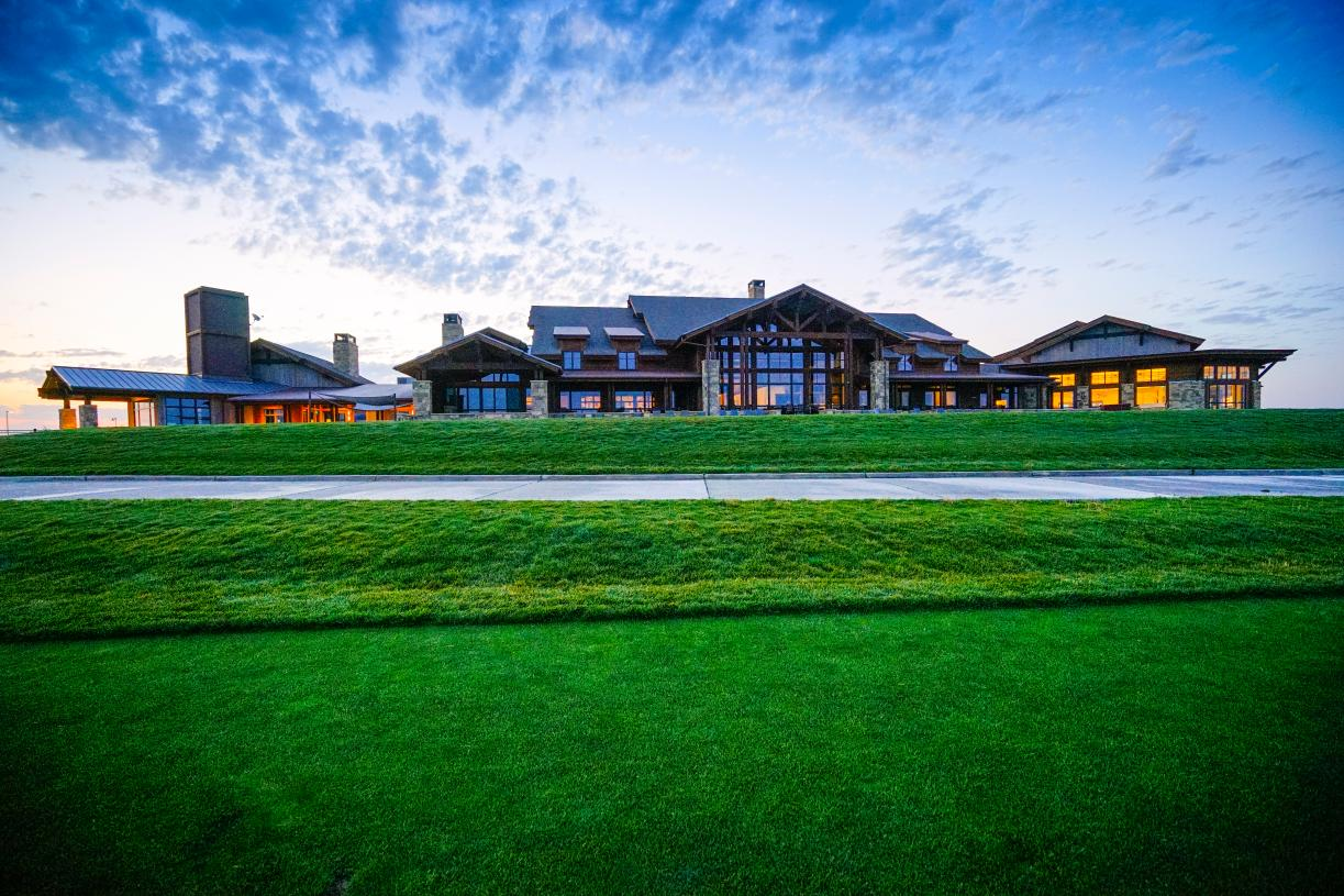TPC Colorado clubhouse