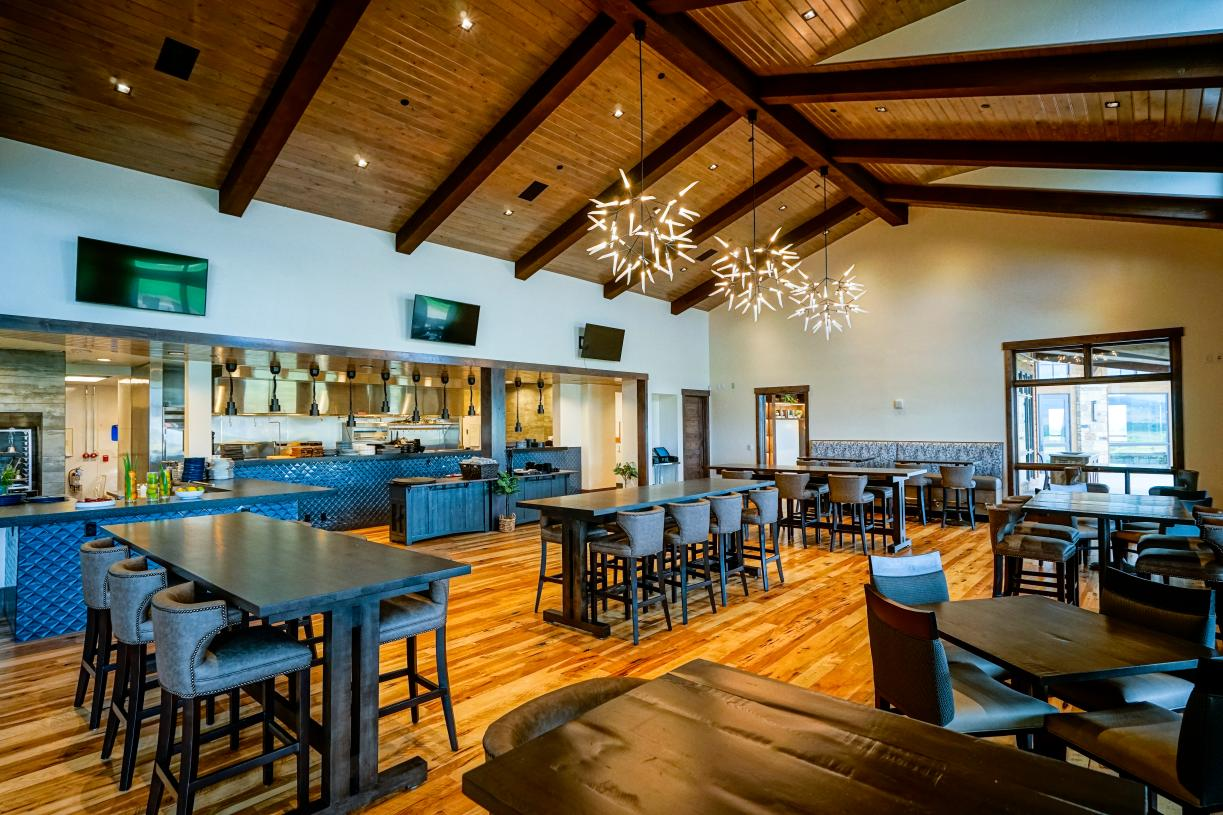 TPC Colorado clubhouse restaurant