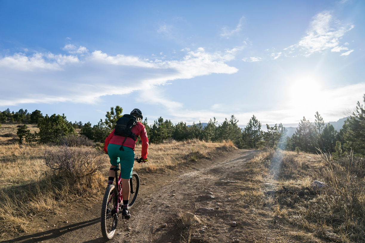 Enjoy the great outdoors in Porter Ranch and explore the various local hiking and biking trails