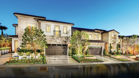 Hillcrest at Porter Ranch - Highlands Collection