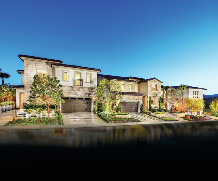 Toll Brothers - Hillcrest at Porter Ranch - Highlands Collection Photo