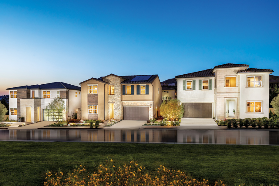Toll Brothers - Victoria at Plum Canyon Photo