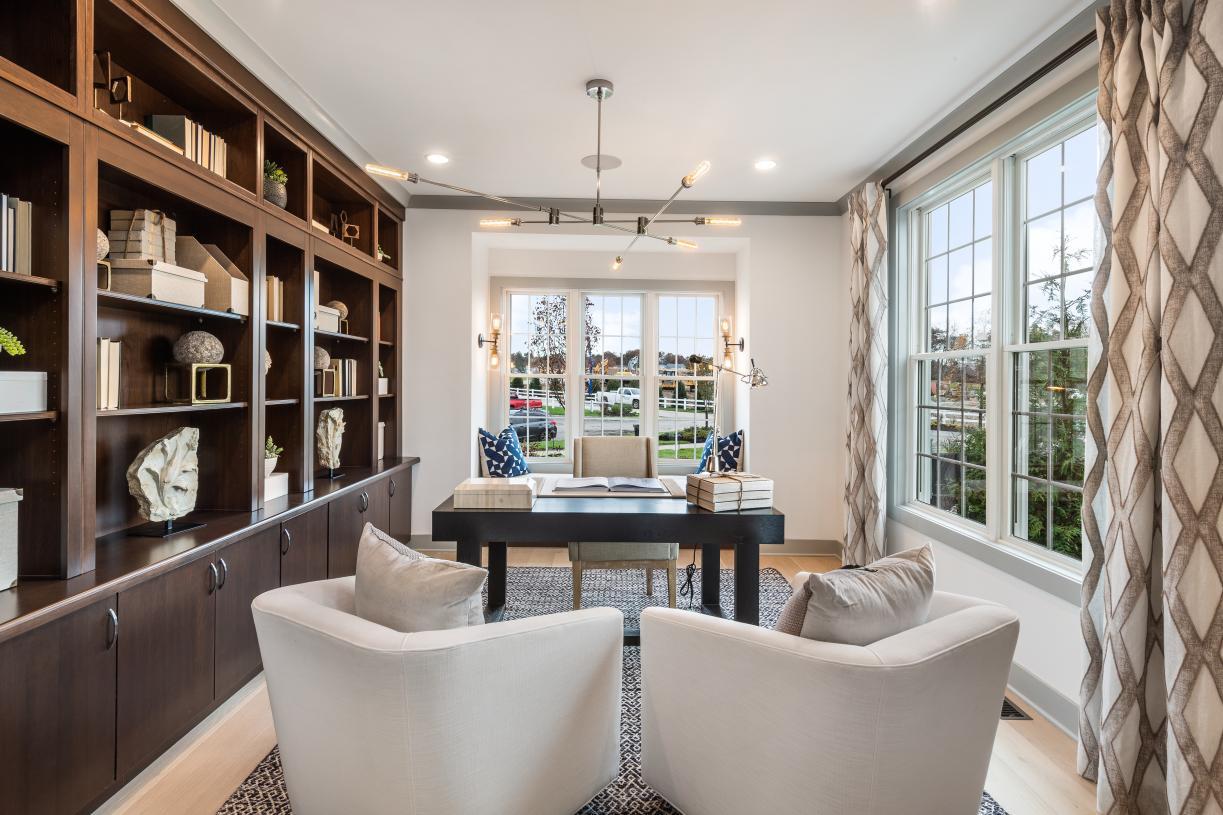 Convenient home office designs