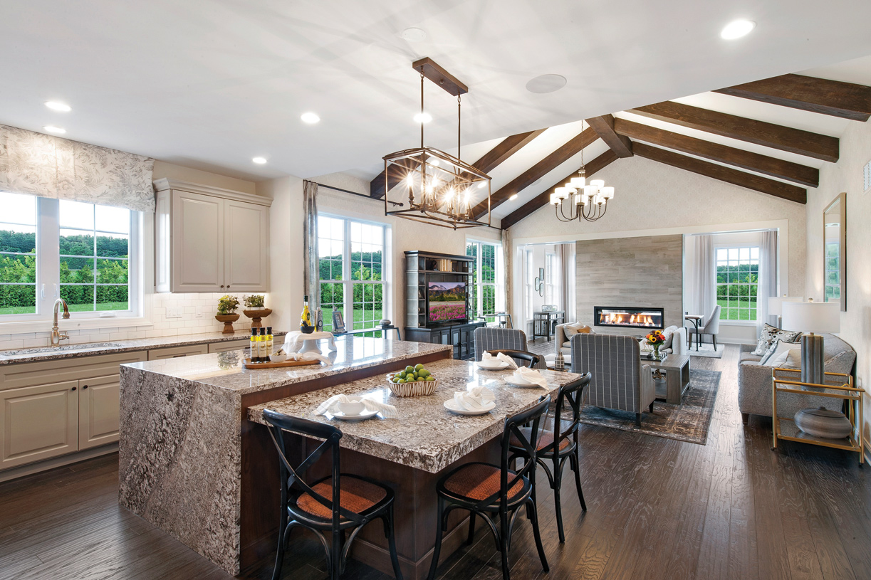 New Construction Homes For Sale In Edison Nj Toll Brothers