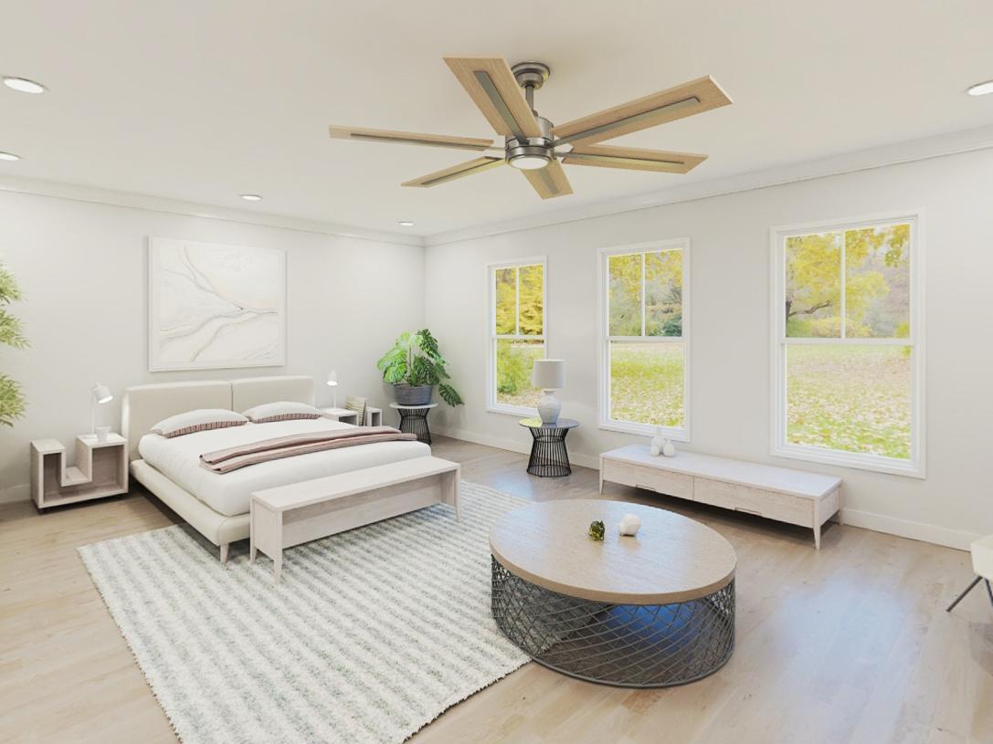 Eldon primary bedroom suite