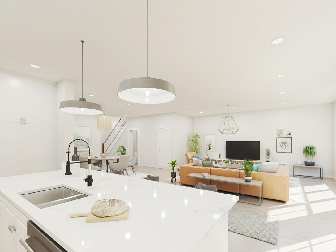 Eldon kitchen