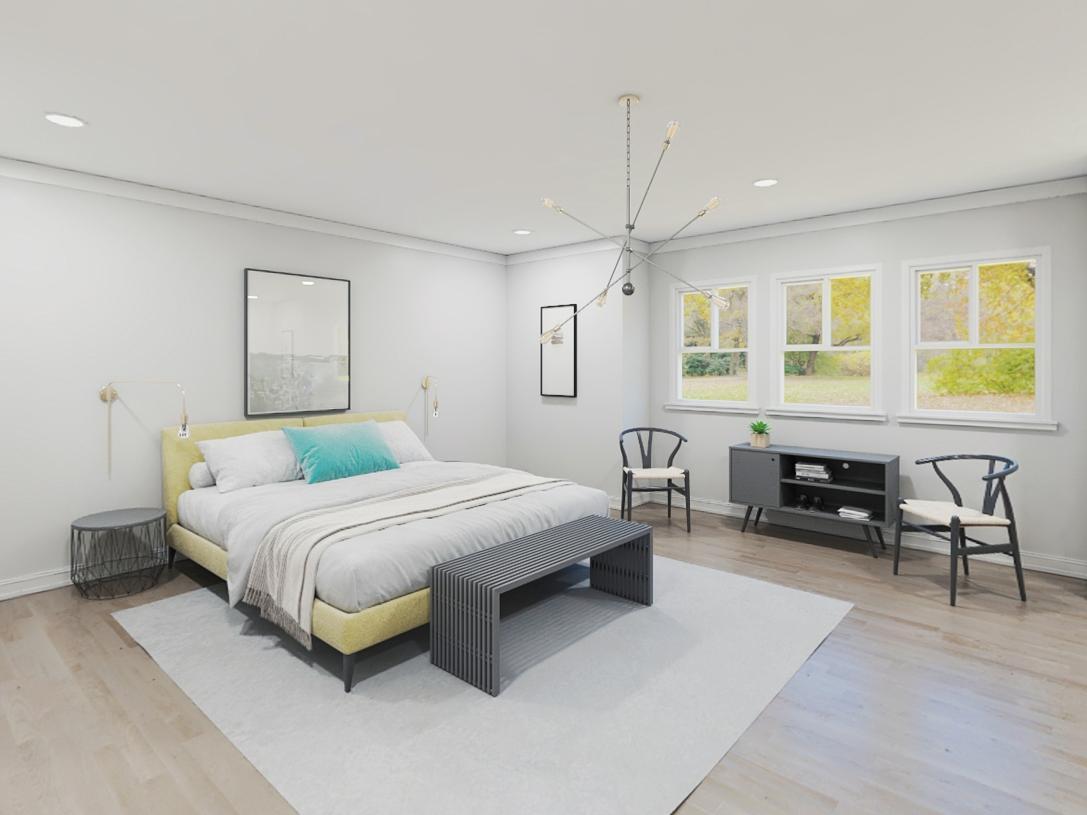 Leyton primary bedroom suite