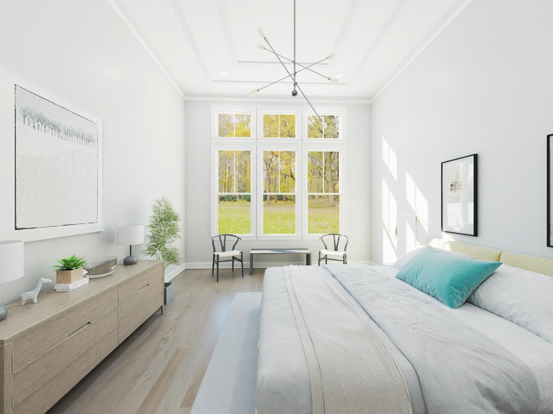 Amberley primary bedroom suite