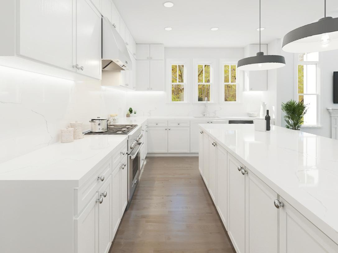 Bexley kitchen