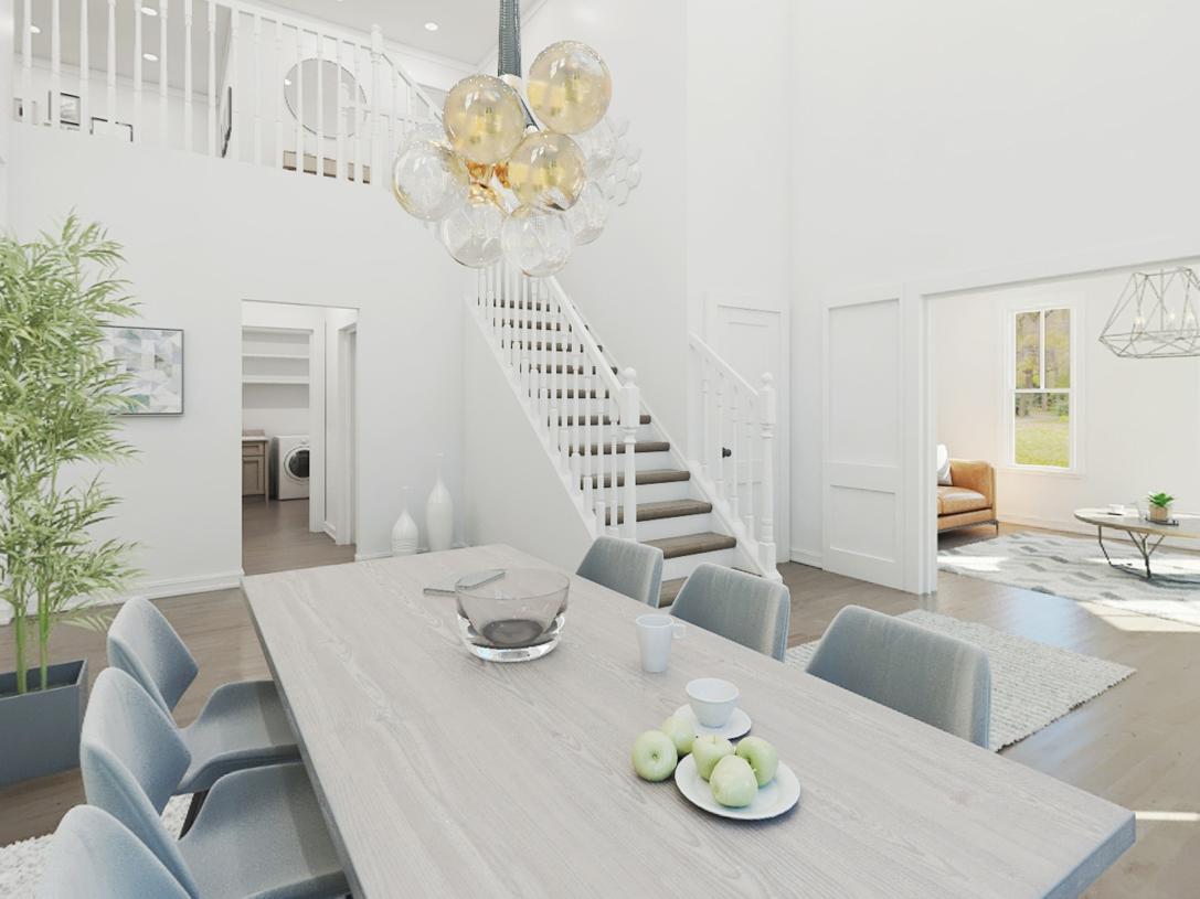 Bexley dining room