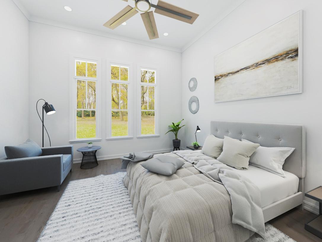 Bexley primary bedroom suite