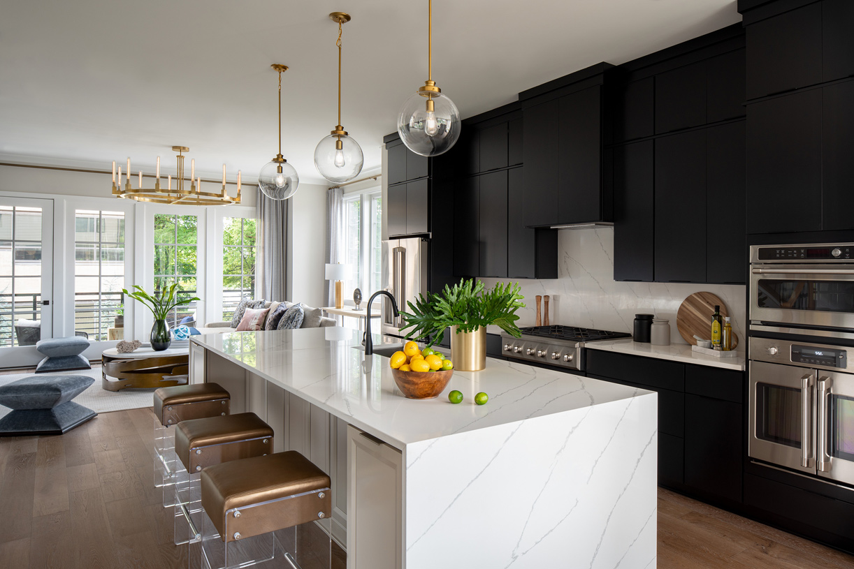 Stunning kitchen designs centered in the heart of the home