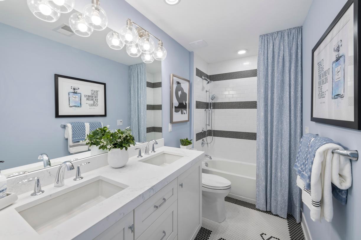 Dansfield additional bathroom