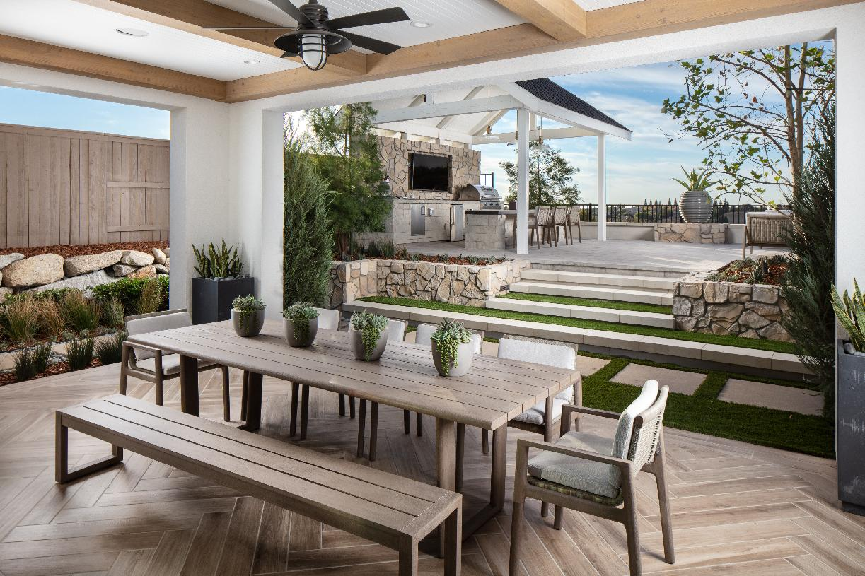 Luxury homes designed for family and entertaining
