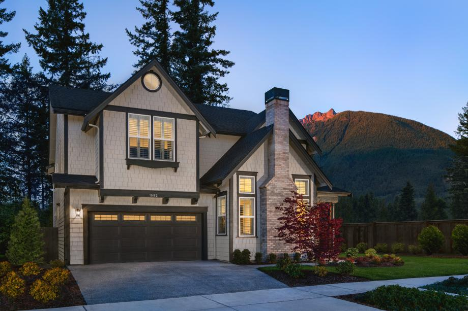Toll Brothers - Cascade Canyon Photo