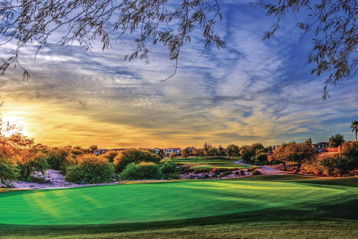 Enjoy a day of golfing at Seville Golf & Country Club