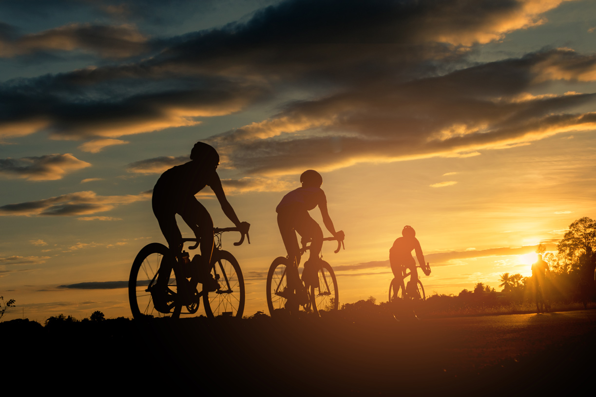 Nearby biking trails offered at San Tan Mountain Regional Park