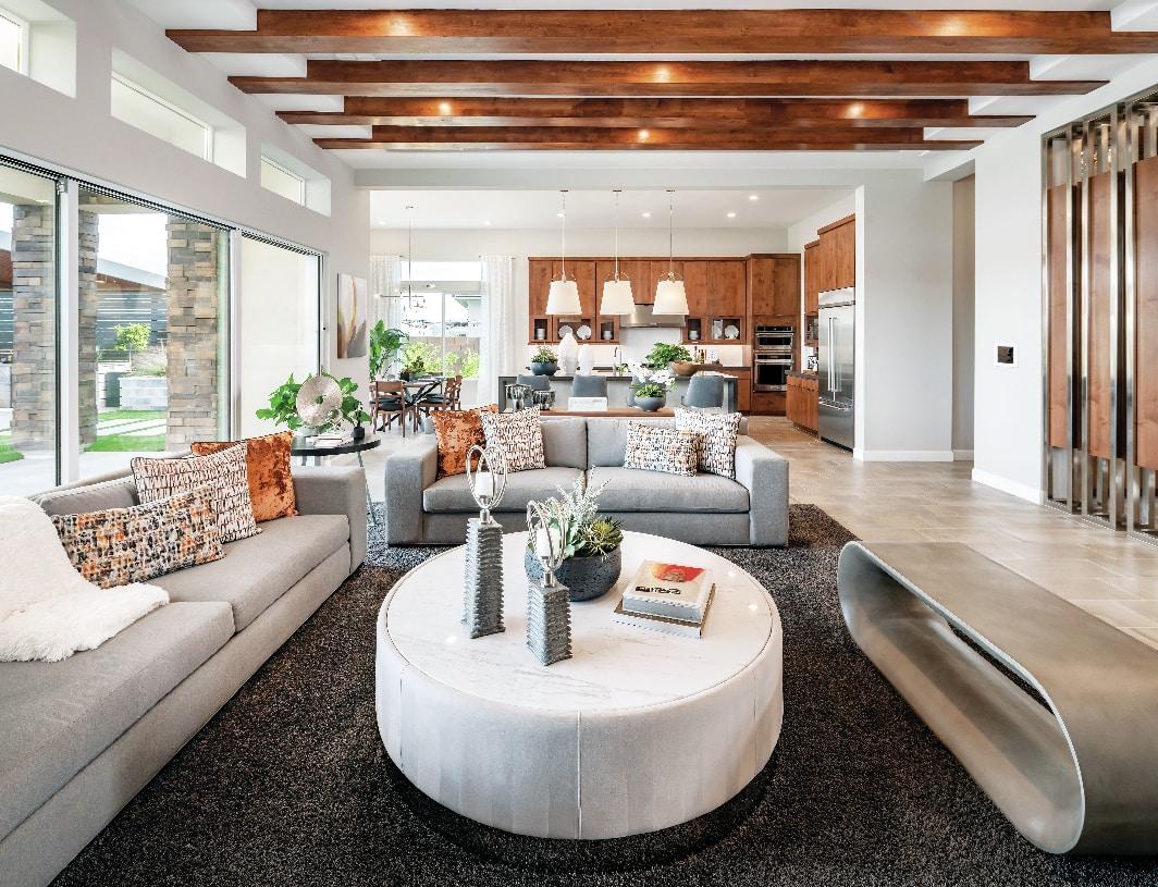 Single-level luxury living