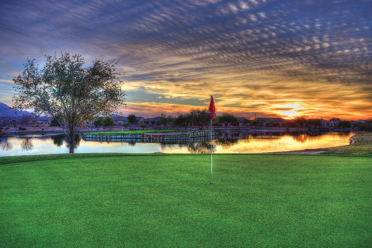 Enjoy golfing at the nearby Seville Golf & Country Club