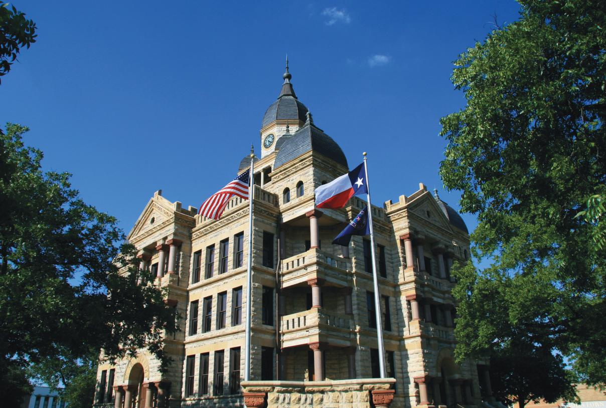Immerse yourself in the city of Denton while savoring its creative and relaxed lifestyle