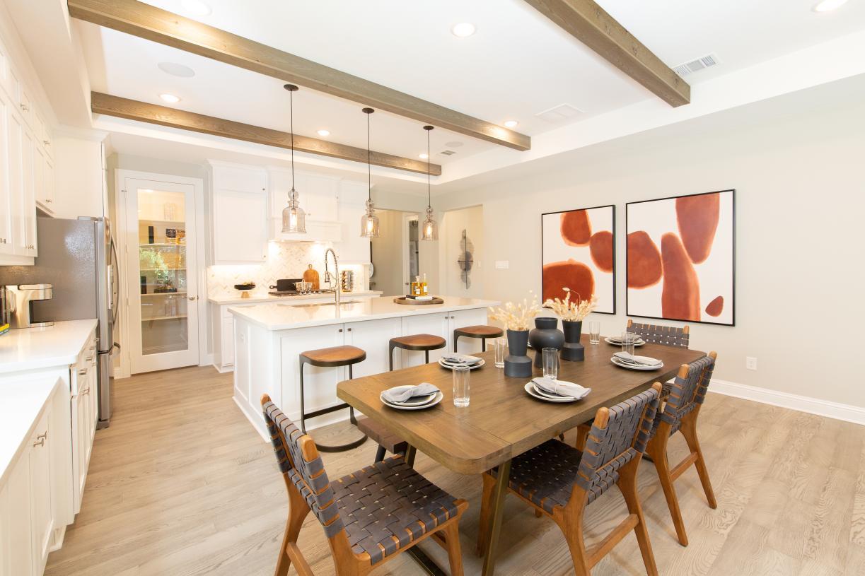 The well-designed Corinna kitchen