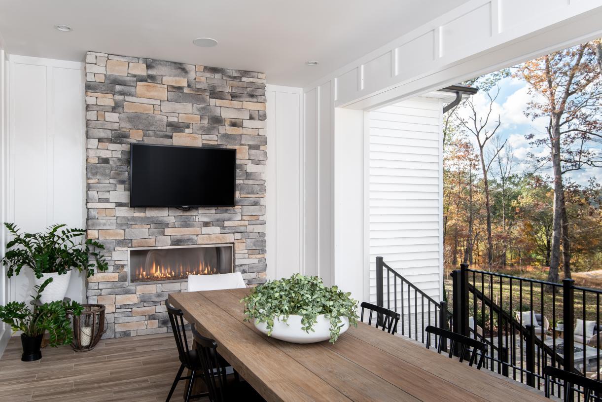 Seamless indoor/outdoor living