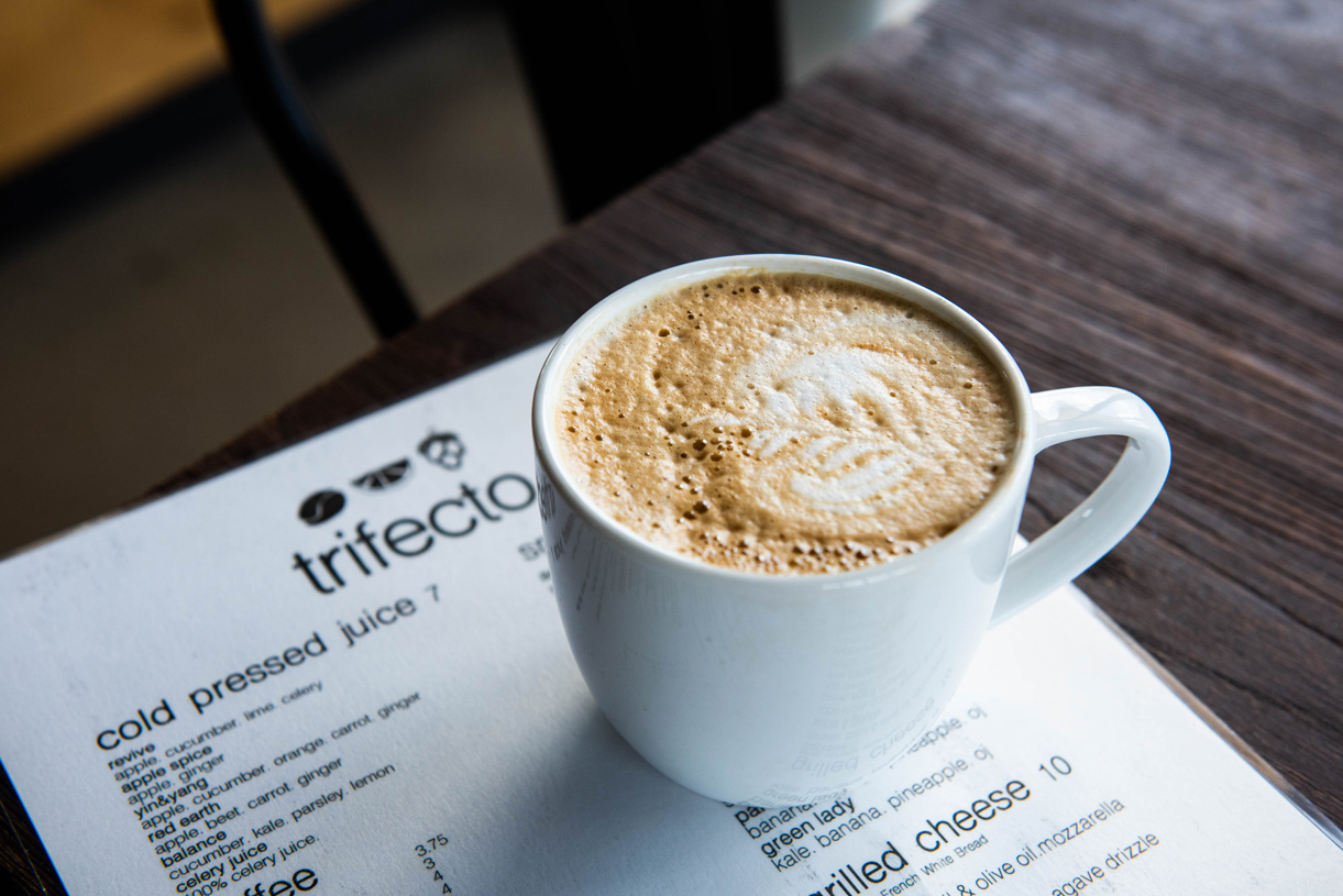Local coffee shops in Clarksville