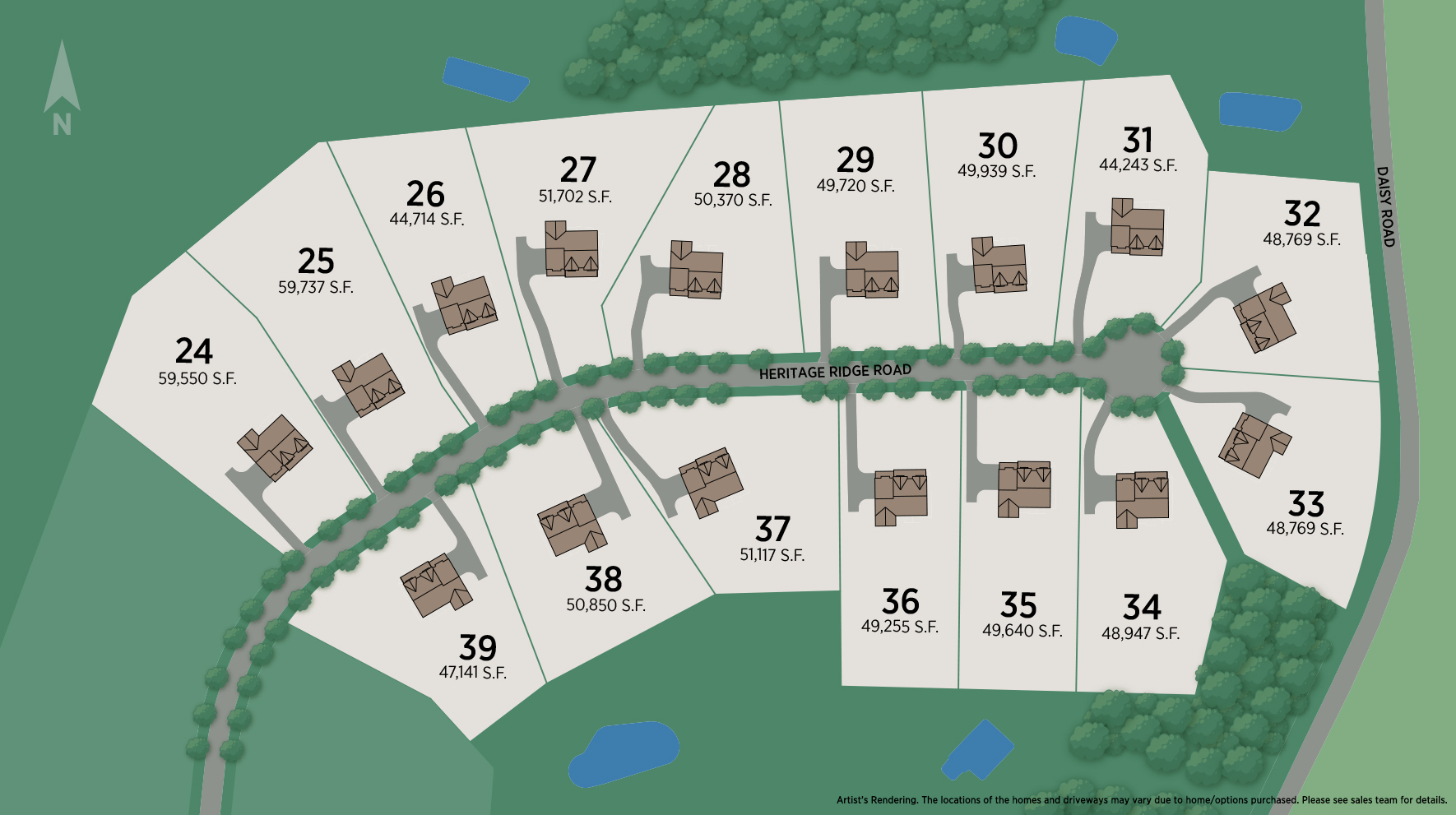 Linden Grove Site Plan