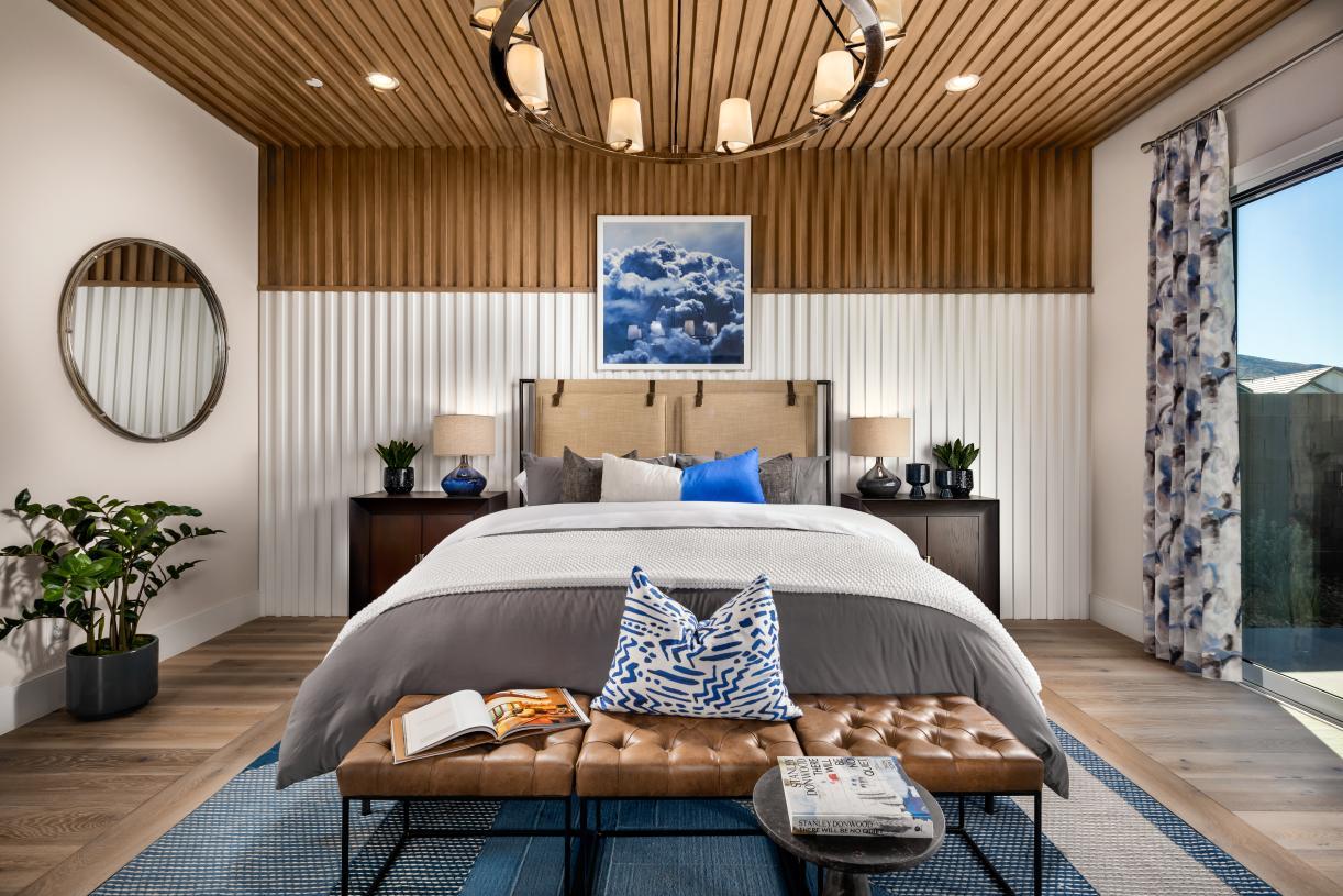 Serene primary bedroom suites