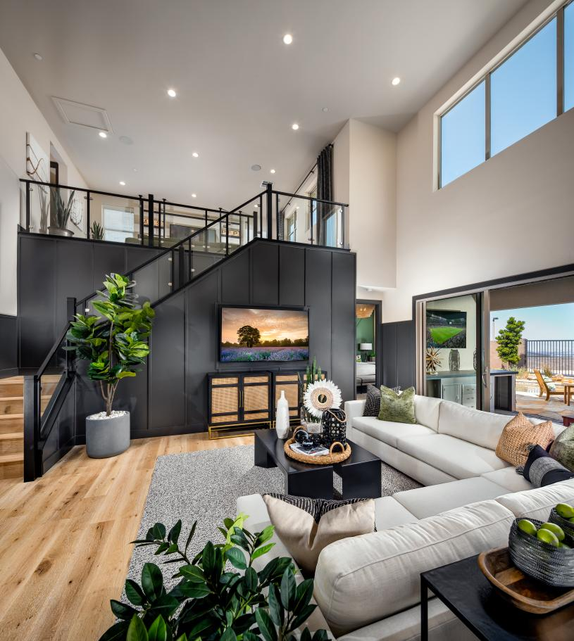 Open floor plan perfect for entertaining