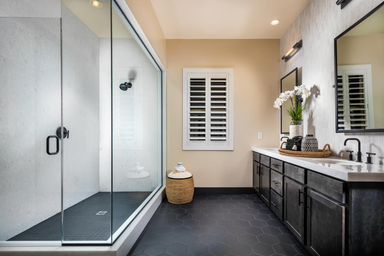 Spa-like primary bath