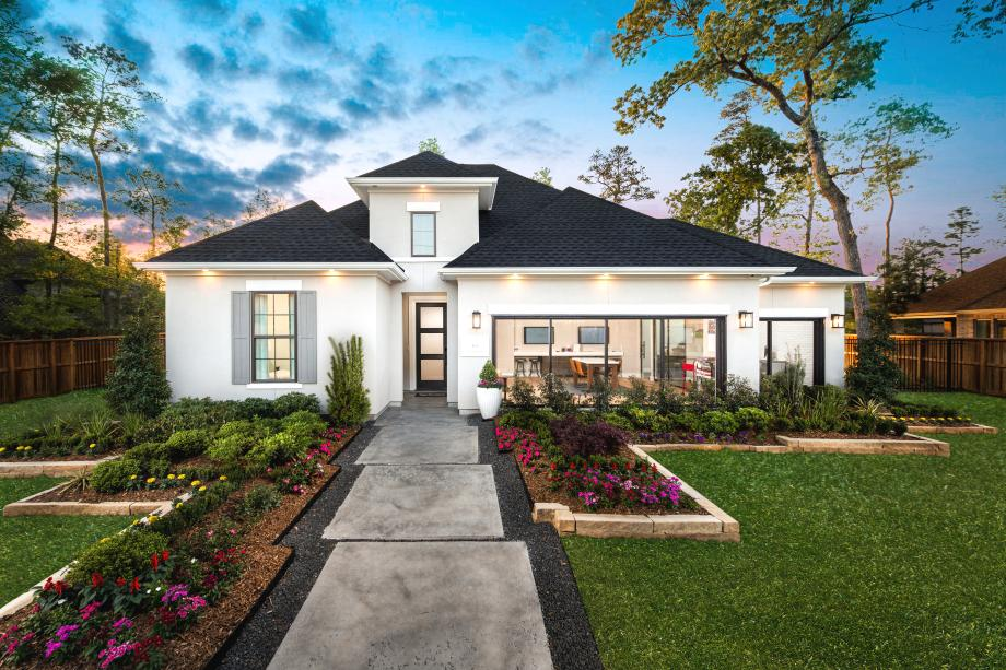 Toll Brothers - Woodson's Reserve - Villa Collection Photo