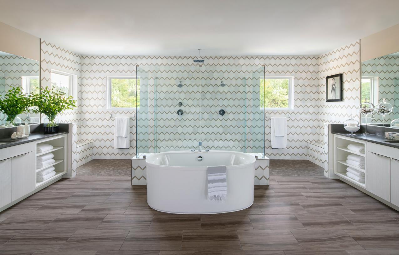 Palatine bathroom