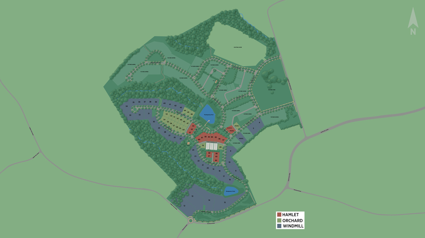 Mt. Prospect Overall Site Plan