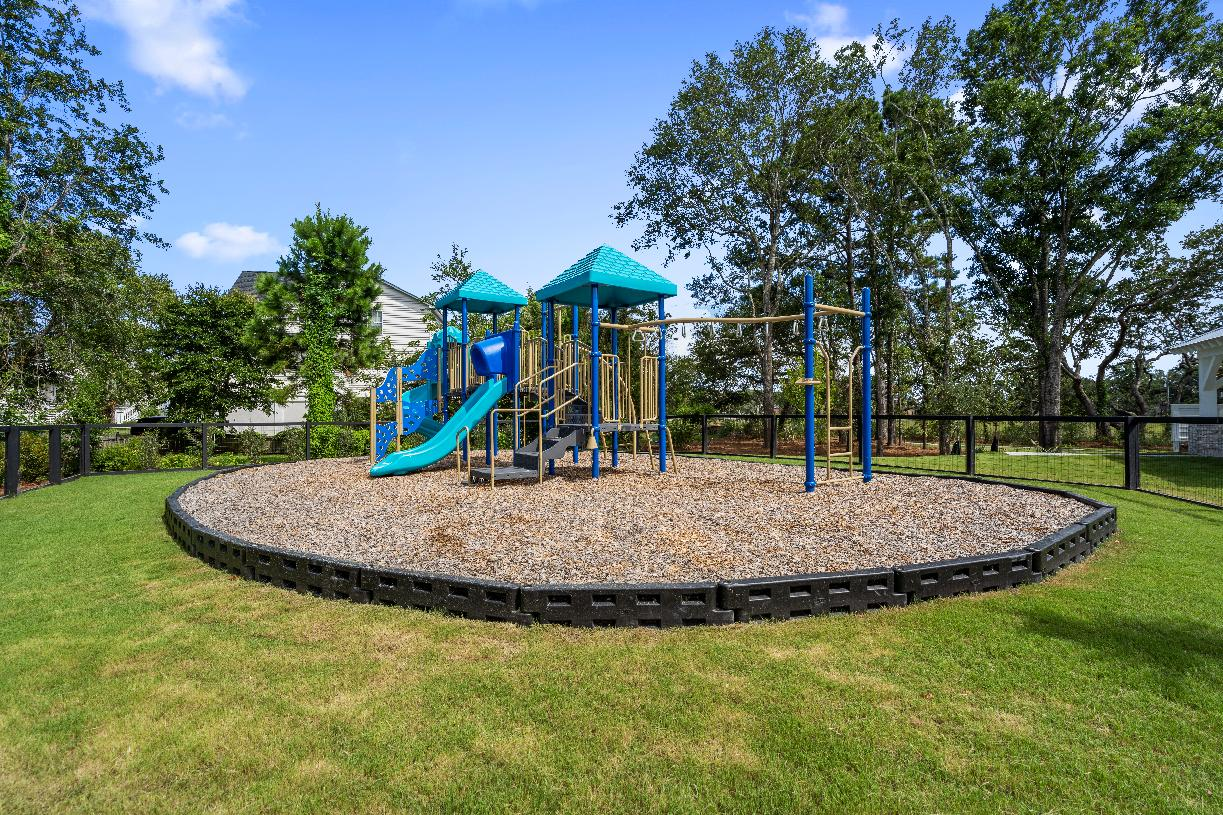 Community playground for outdoor fun