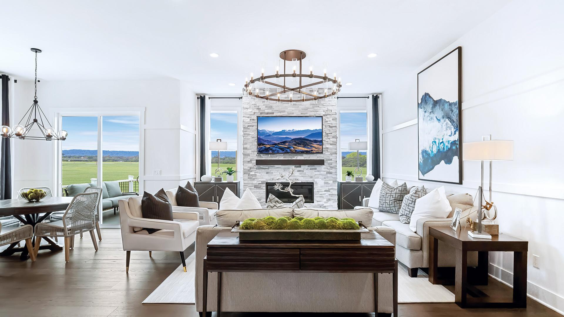 Spacious, ranch-style designs