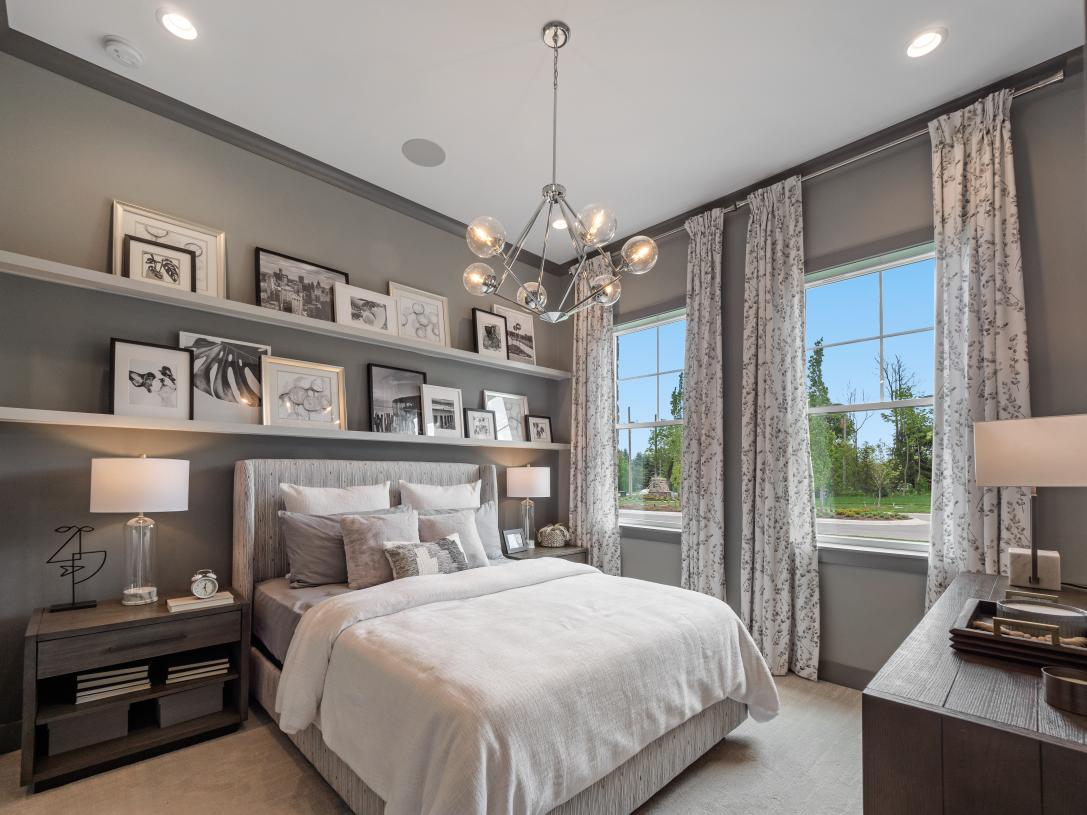 Sizeable first-floor secondary bedroom