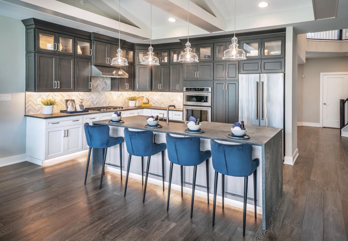 Luxurious well-designed kitchens - Representative photo