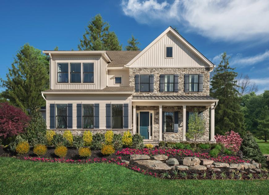 Toll Brothers - Reserve at Emerson Farm - Heritage Collection Photo