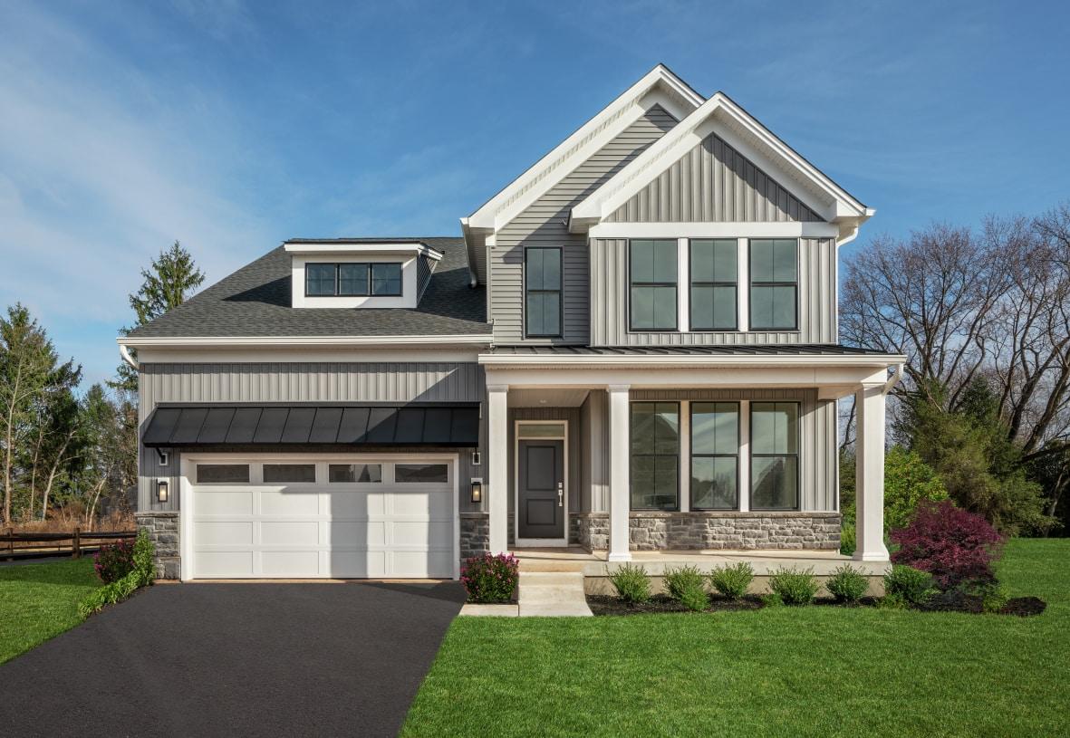 Merion -  Modern Farmhouse